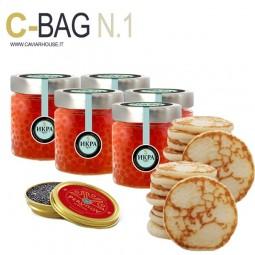 C-BAG N.1 - OFFERTA CAVIALE