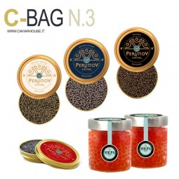 C-BAG N.3 - OFFERTA CAVIALE