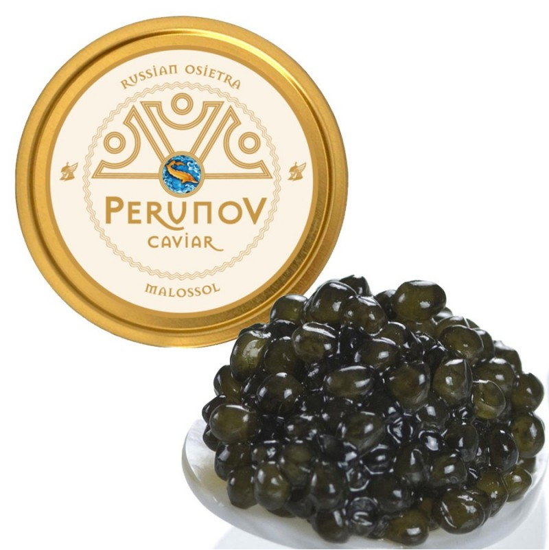 50g Caviale Russo Ossietra