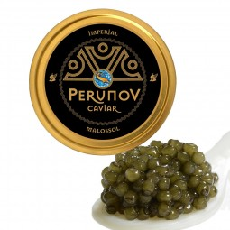 125g Caviale Kaluga Amur Imperial Perunov
