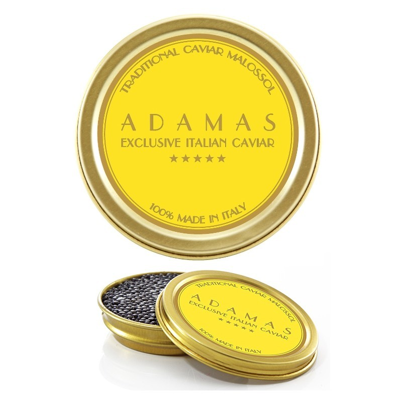 Caviar ADAMAS yellow